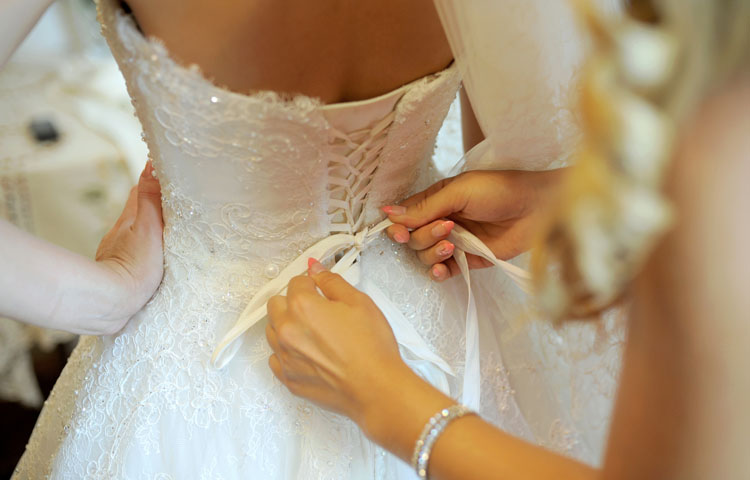 Specialist Cleaning - including Wedding Dresses